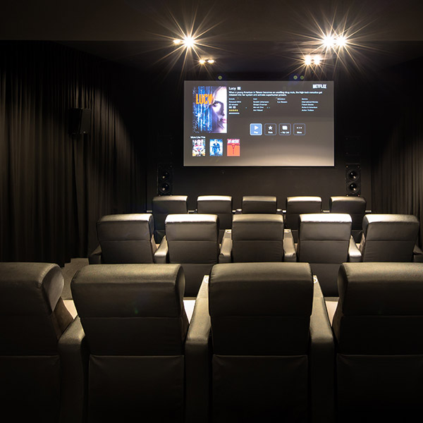 Home Theater, Home Theatre